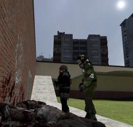 Resident Evil HUNK Snpc For Garry's Mod Image 3