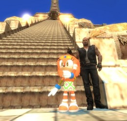 sa_echidna_shrine.zip For Garry's Mod Image 2