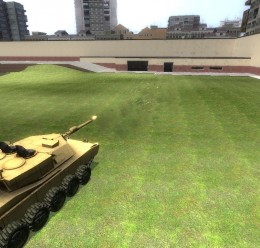 drivable Tank with turrets.zip For Garry's Mod Image 2