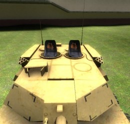 drivable Tank with turrets.zip For Garry's Mod Image 3
