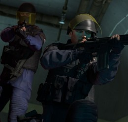 CS:GO GIGN with BMS Head. For Garry's Mod Image 2