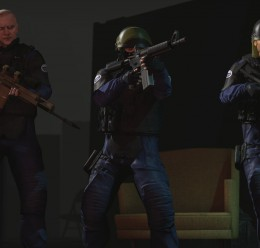 CS:GO GIGN with BMS Head. For Garry's Mod Image 3