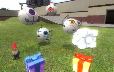 Harmless Entities Pack!.zip For Garry's Mod Image 1