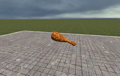 Chicken Stick For Garry's Mod Image 2