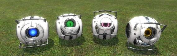 Portal 2 Cores