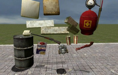 A few small FO3 props ported For Garry's Mod Image 1