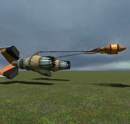 flyable_podracer.zip For Garry's Mod Image 1