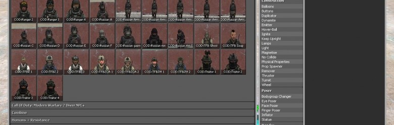 COD NPC spawnicons V2 For Garry's Mod Image 1