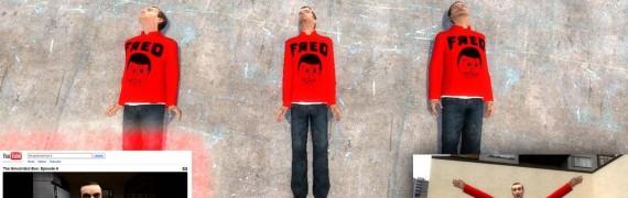 Fred re-skin