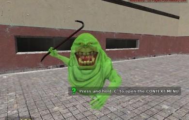 Slimer Player For Garry's Mod Image 1