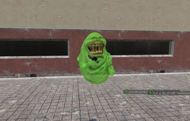 Slimer Player For Garry's Mod Image 2