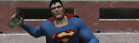 superman_player_model.zip