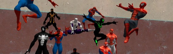 MVSC3 Spidermen