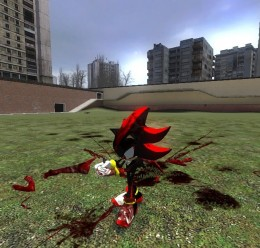 Sonic Player Models For Garry's Mod Image 1
