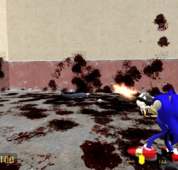 Sonic Player Models For Garry's Mod Image 2