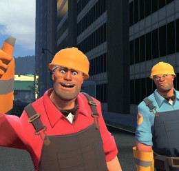 goggle-free_engie.zip For Garry's Mod Image 2