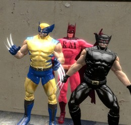 wolverine 5 pack For Garry's Mod Image 2