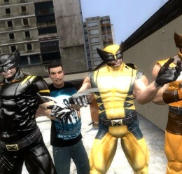 wolverine 5 pack For Garry's Mod Image 3