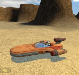 Landspeeder For Garry's Mod Image 1