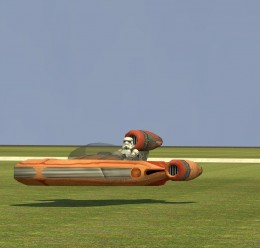 Landspeeder For Garry's Mod Image 2