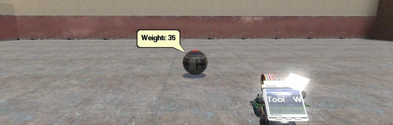weightstool121.zip For Garry's Mod Image 1