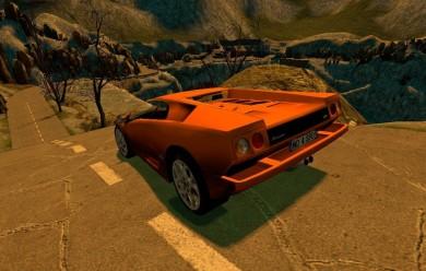 Lamborghini Diablo SCar For Garry's Mod Image 1