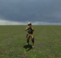 british_soldier.zip For Garry's Mod Image 1