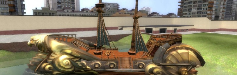 northendship.zip For Garry's Mod Image 1