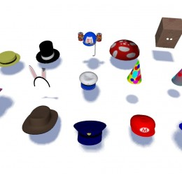 Hats pack For Garry's Mod Image 2
