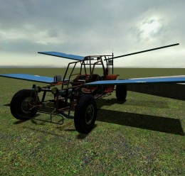 admin_plane.zip For Garry's Mod Image 1