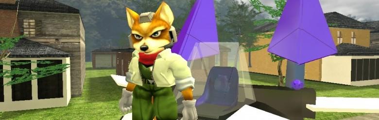 fox_mcloud.zip For Garry's Mod Image 1