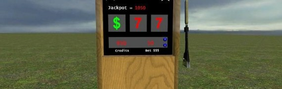 Slot Machine - by Drunkie