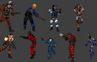 Team Fortress Classic Players For Garry's Mod Image 2