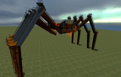 mechanical_turantula.zip For Garry's Mod Image 1