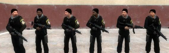 Serbian Soldiers (Rebel Skin)