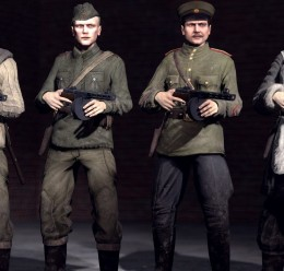 Sniper Elite V2 Russians Fixed For Garry's Mod Image 1