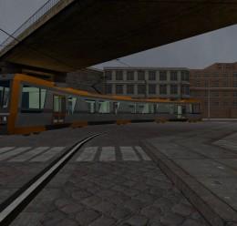 gm_railbus.zip For Garry's Mod Image 2