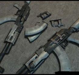 [GMOD13] Mw2 Ak-47 For Garry's Mod Image 1