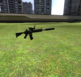 hk416addon.zip For Garry's Mod Image 3