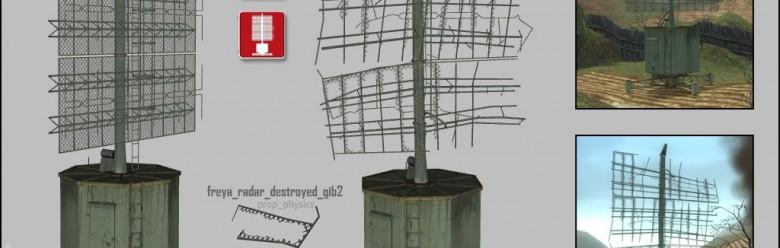 Freya Radar For Garry's Mod Image 1