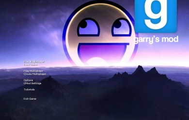 Awesome smiley background For Garry's Mod Image 1