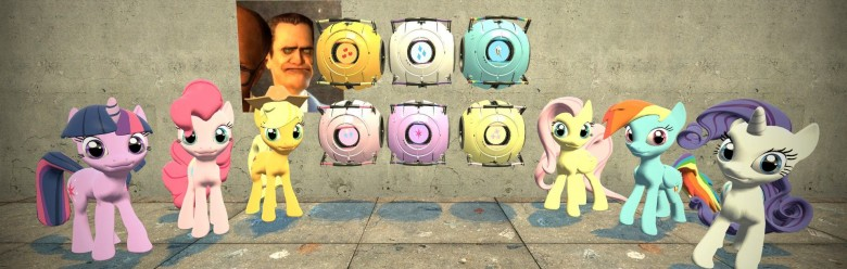 OLD MLP:FiM Cores v1 For Garry's Mod Image 1