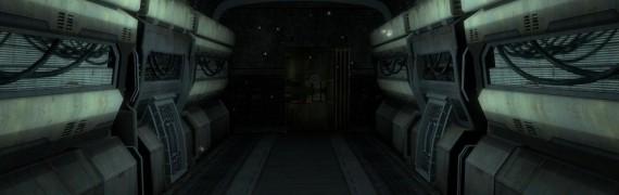 Dead Space - Hallway (map)
