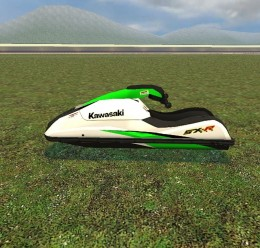 Driveable Jet ski For Garry's Mod Image 1