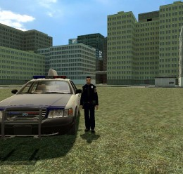 Ford Crown Victoria P71 For Garry's Mod Image 1