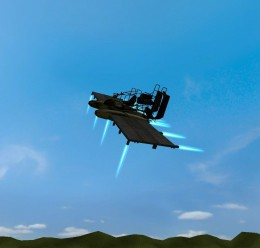 flyable_plane.zip For Garry's Mod Image 2