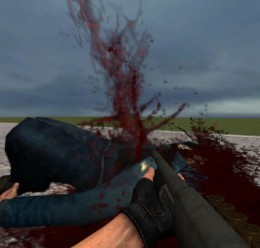 Realistic Squirting Blood For Garry's Mod Image 3