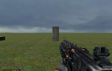 gauss_cannon.zip For Garry's Mod Image 1