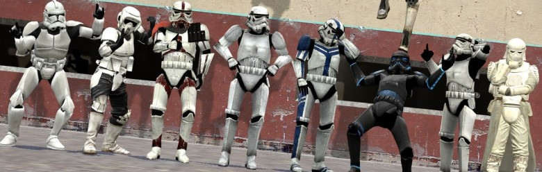 Star Wars Troopers For Garry's Mod Image 1