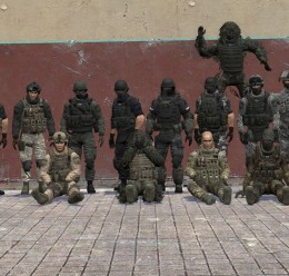 Vestin's MW2 Operators Part 3 For Garry's Mod Image 3